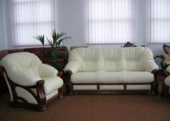 Мебель мягкая BERGAMO