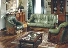Кожаная мебель PAVESE