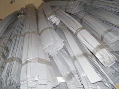 ABS plastic waste, Kharkiv