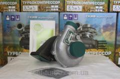 Турбина ТКР 6.01 на МТЗ