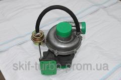 Турбокомпрессор ТКР 6.1 для ПАЗ и ГАЗ
