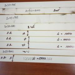 Линейные направляющие из полимера Zedex  (ФРГ)