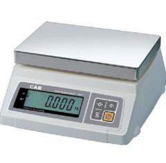 Scales desktop SW-10