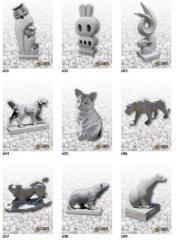 Скульптуры животных каменные, РАСПРОДАЖА