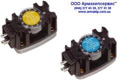 Madas gas pressure sensor