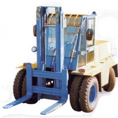 Spare parts to a loader