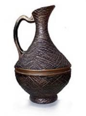 """Ceramic jug """"Antique"""