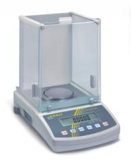 Scales analytical Kern Kiev