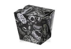 Упаковка для лапши/ салата/ риса
