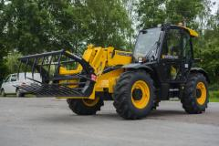 Telescopic loader of JCB 536 Super Agri (diesel)