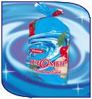 Мороженое gломбир семейное с вишнёвым джемом в