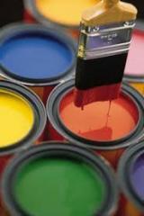 Краски водно-дисперсионные