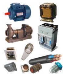 Electric equipmen