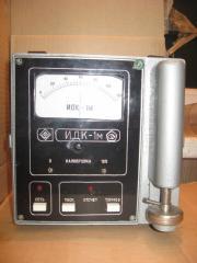 Measuring instrument of deformation of gluten of