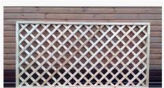 Обрешетка для беседки, рейка строганная деревянная