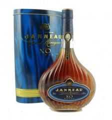Janneau X.O Armagnac. (in metal tube) 0,7 l.