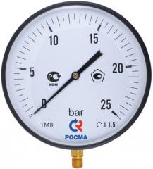 Manometers boiler Kiev