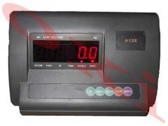 Весопроцессор А12Е ( индикатор) для весов до 100 тонн