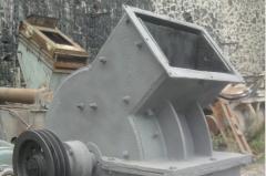 Дробилка молотковая однороторная СМД-112