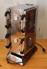The Caprice 12 furnace for Kyurtosh Kalach