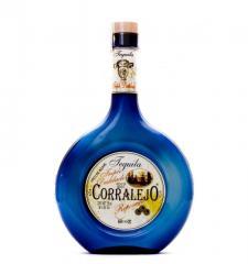 Corralejo Triple Destilado tequila (miniature) of