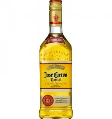 Jose Cuervo Especial Reposado tequila of 0,5 l.