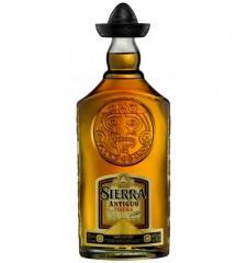 Sierra Antiguo Anejo tequila of 0,7 l.