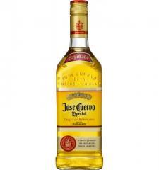 Jose Cuervo Especial Reposado tequila of 1,0 l.