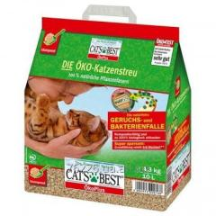 Cat's Best, OKO PLUS, from 700% absorbency,