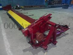 The device for cleaning of NSP soy to Don, the