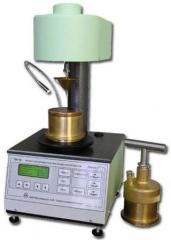 Penetrometr for plastic greasings Kiev