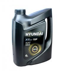 Hyundai XTeer TOP 5W40 (100%SYNTHETIC) 4 l.