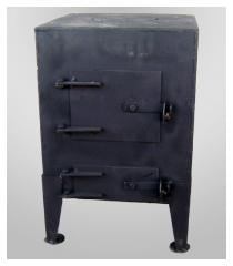 Furnace potbelly stove B1 model