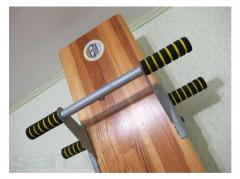 The orthopedic exercise machine - a board