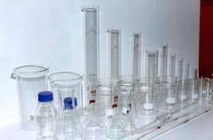 Glass laboratory glassware Kiev
