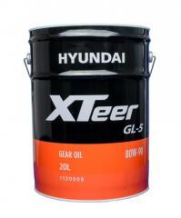 L Hyundai Xteer Gear oil-4 80w90 20.