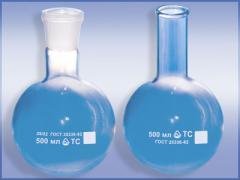 Chemical and laboratory glasswares Kiev