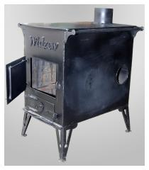 Furnace potbelly stove B2-KM model