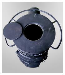 Печь буржуйка модель БА-БК2