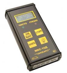 Devices radiometric and dosimetric wearable Kiev