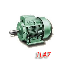 Siemens electric motors of type 1LA7