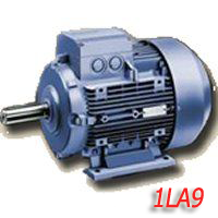Siemens electric motors of type 1LA9