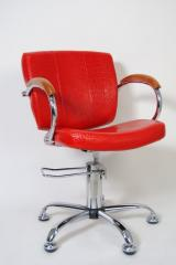 "Hairdresser's chair of ""Tan"