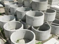 Anelli di cemento armato