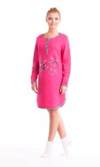 Платье женское домашнее  модель: 1907/1451 П