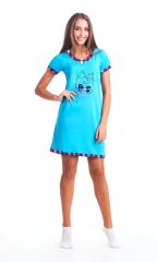 Платье женское домашнее  модель: 0405 ПВ