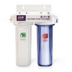 Water purifier under a sink 2-phasic DUO