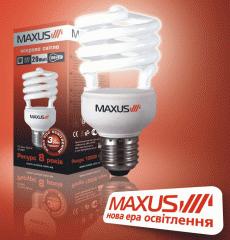 Энергосберегающие лампы ТМ Махus- мощностью от 9