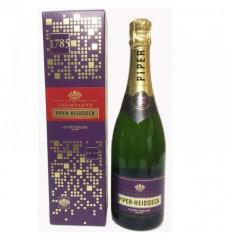 Piper Heidsieck Cuvee Sublime champagne (in box)