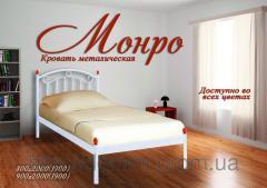 Металлическая кровать мини Монро
